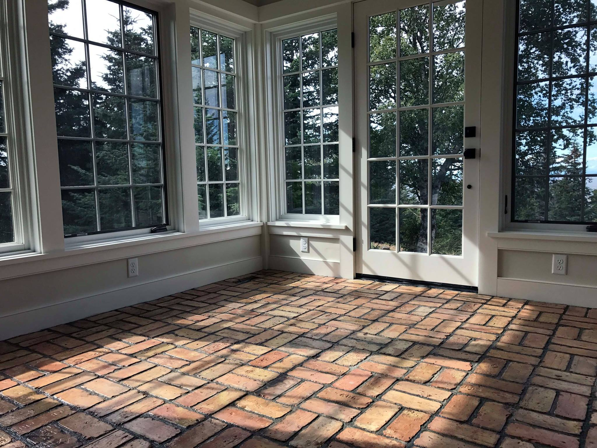 Chicago Common Paver Sunroom
