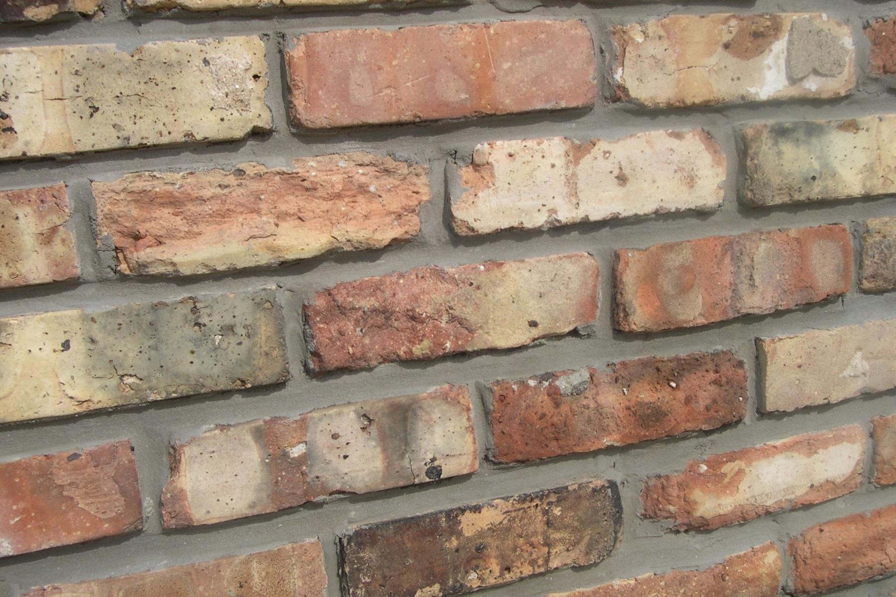 Chicago Common Reclaimed Brick