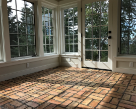 """old chicago 1/2"""" common paver brick tile"""