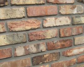 Chicago Brick Veneer Tile Wall