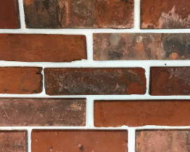 reclaimed brick veneer- Saint Louis V-05