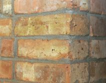 "Milwaukee ""Cream City""Brick Veneer, ""L""shaped"
