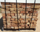 Chicago common brick, sold by the pallet of 534