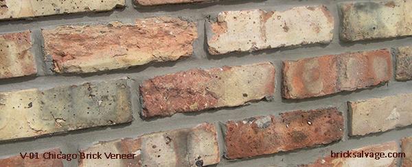 Reclaimed Thin Brick